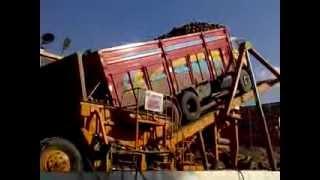 Ankara Şeker Fabrıkası Pancar Boşaltma Lifti