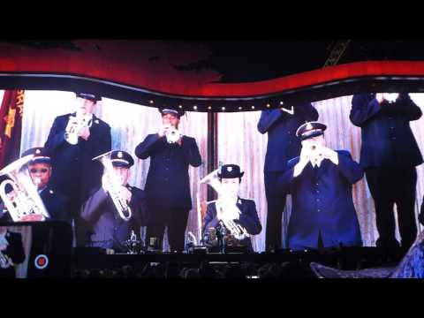 U2  Red Hill Mining Town Dallas 052617 HD