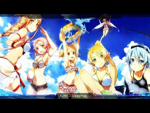 Nightcore - Summertime