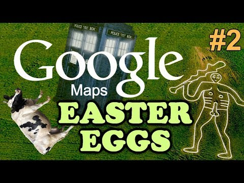 GOOGLE MAPS / EARTH Easter Eggs And Secrets | Ep #2 | HD