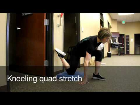 Quadratus Femoris Stretch
