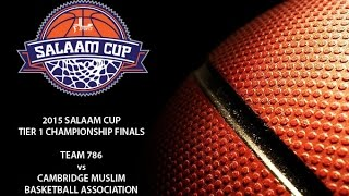 2015 Salaam Cup Basketball: Tier 1 Championship Finals
