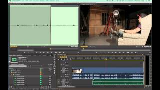 Tutorial Adobe Premiere Pro CC - Episode 15 - Syncing Audio and Video, Merging