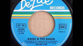 Kool & The Gang - Too Hot (scratchandsniff's extended re-rub)
