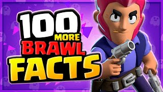 "100 ""MORE"" Brawl Stars Facts YOU Should Know! (2020 Updated)"