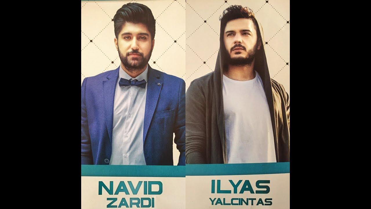 #VLOG...Consert - navid zardi & ilyas yalcintas 7-15-2017 slimany
