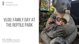 Baixar VLOG: Taking 5 kids to the reptile park!