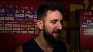 Vasa Micić Nakon Poraza od Španije: Treba Da Učimo Iz Ovog Meča   SPORT KLUB Košarka