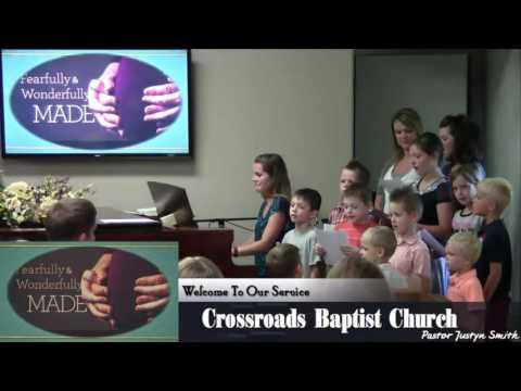 8.13.16 - Celebrating Pastor and Mrs. Rachel Smith's Baby