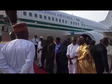 Welcome Back The Nigeria President Buhari.12/08/2017 is Public Holiday To Celebrate our Great Hero.