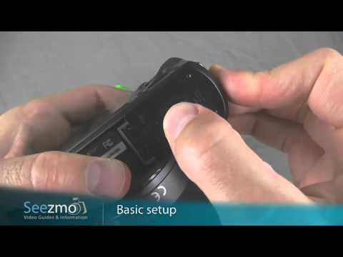 Panasonic GF1: Setup Guide