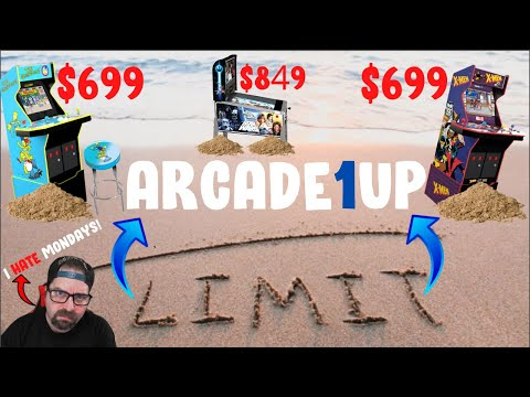 Has Arcade1Up Officially Crossed The Line In The Sand OR Are We Wrong? from PDubs Arcade Loft