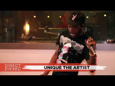Unique The Artist Performs at Direct 2 Exec NYC 4/20/18 -  Atlantic Records