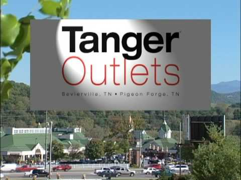 TANGER OUTLETS SEVIERVILE TENNESSEE