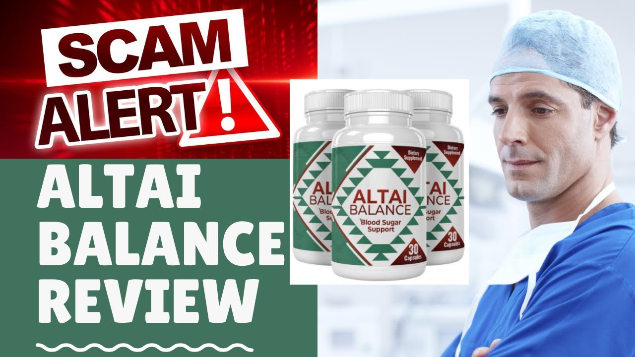 Altai Balance Review �� | [Blood Sugar � Supplement] | Does Altai  Balance Work? Truth Inside! - YouTube