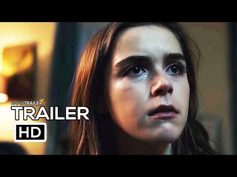 THE SILENCE Official Trailer (2019) Kiernan Shipka, Netflix Horror Movie HD