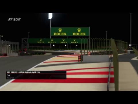 F1 2017 | AOR Hype Energy F3 League | PS4 | S15 |R4 Bahrain