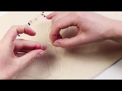 Creare bigiotteria: creare gli anelli con perline superduo ♡ fai-da-te