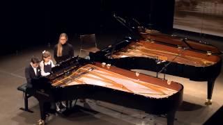 Carl Bechstein Wettbewerb 2014: Dvorák Slawischer Tanz op. 46 Nr. 8