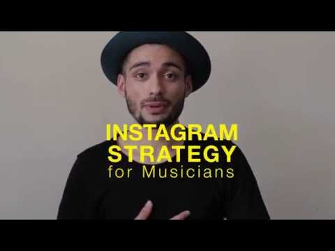 Instagram Strategy for Musicians