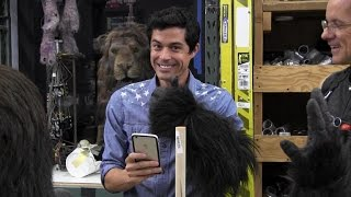 Tomorrow Daily - We visit the Henson Creature Shop to talk about 'Zoo', Ep. 200 thumbnail