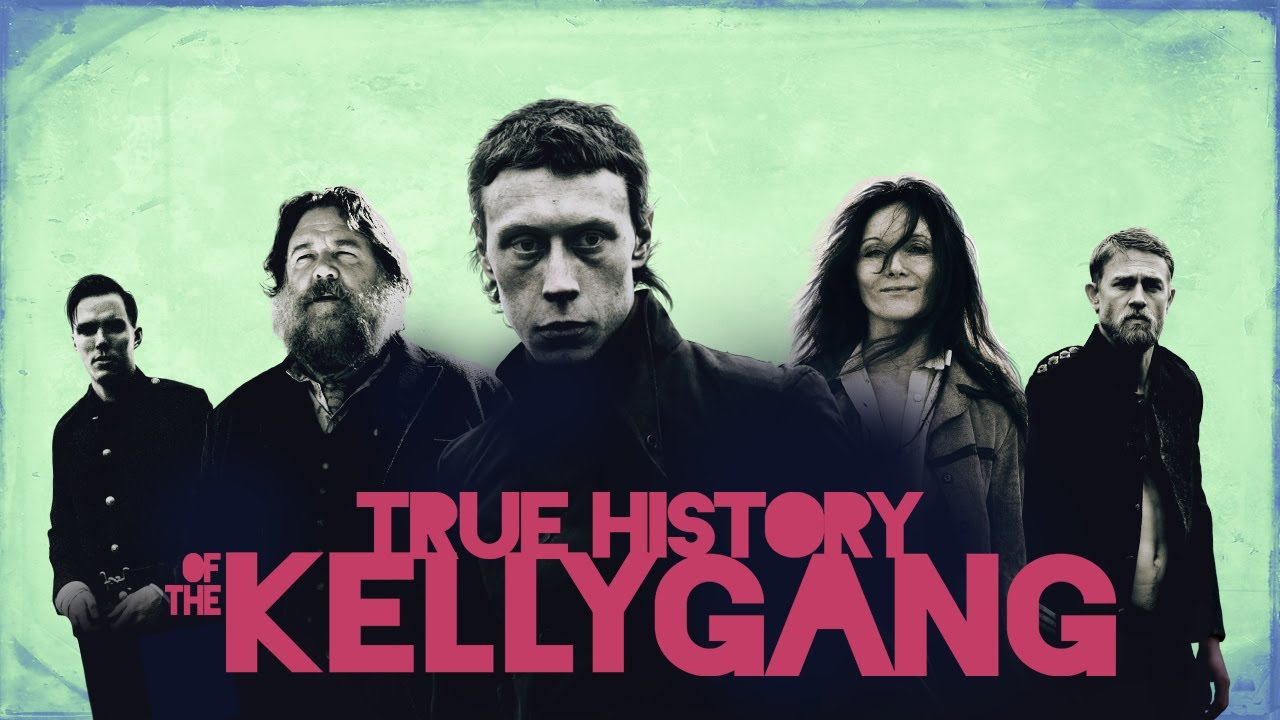 True History of The Kelly Gang trailer met Russell Crowe