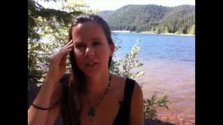 Adrenal Fatigue Vlog #9; Shamanic Session, Tent Living, Deep wounds surface