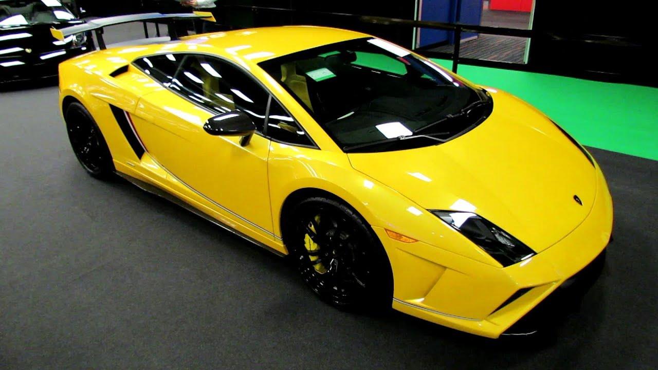 2014 Lamborghini Gallardo LP570 4 Squadra Corse   Walkaround 2014 Montreal  Auto Show   YouTube