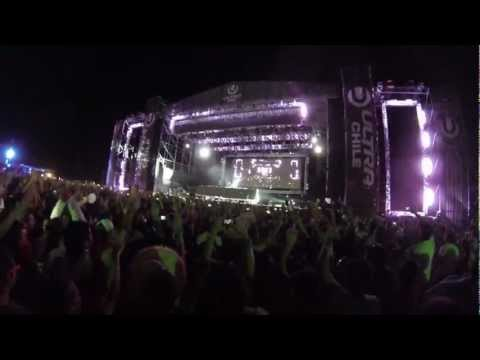 Ultra Music Fest Chile 2013 - GoPro Hero3 Black. Weekend 'n' Music Tripping Balls