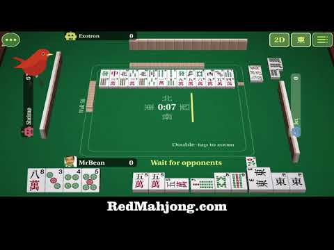 Mahjong On IPhone, Android And The Web - REAL Mahjong From RedMahjong.com