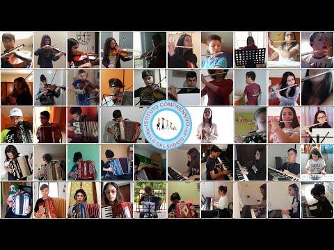 ORCHESTRA I.C. AIELLO DEL SABATO AV - Video Di Fine Anno Scolastico 2019/2020