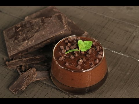 Chocolate Mousse | Not So Junky - By Chef Siddharth | Sanjeev Kapoor Khazana