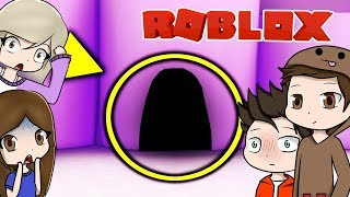 WE ENTER THE SUPER SECRET PLACE OF ADOPT ME IN ROBLOX WITH THE TEAM