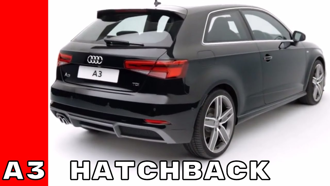 2017 audi a3 hatchback overview youtube. Black Bedroom Furniture Sets. Home Design Ideas