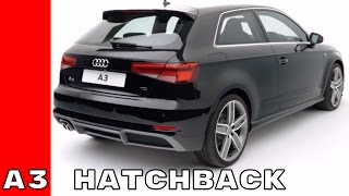 2017 audi a3 hatchback overview