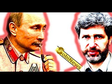 Гальперин: Слово Путин в России - тaбy. У нас - культ личности! SobiNews