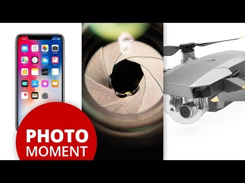 New iPhone 8 & iPhone X Cameras, Damaged Solar Eclipse Gear, Updated DJI Mavic — Podcast Edition