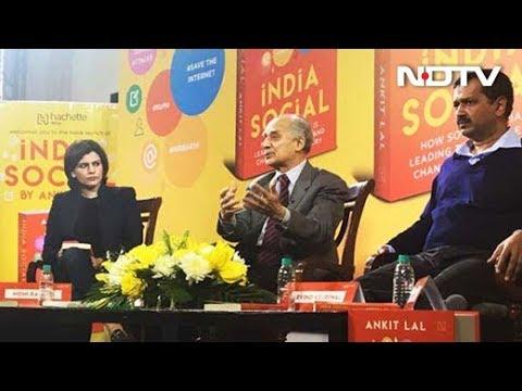 Arun Shourie, Arvind Kejriwal On Who's Winning Social Media War