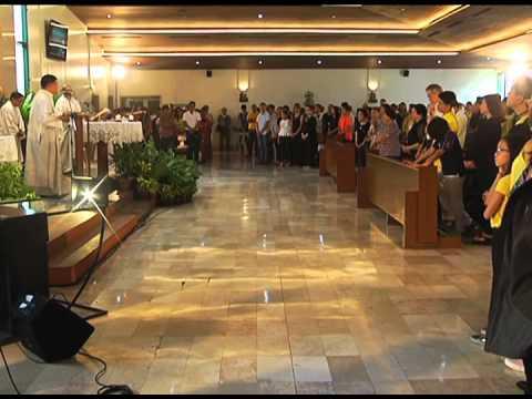 Mass for the 32nd Death Anniversary of former Senator Benigno Aquino, Jr.