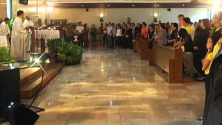 Mass for the 32nd Death Anniversary of former Senator Benigno Aquino, Jr.