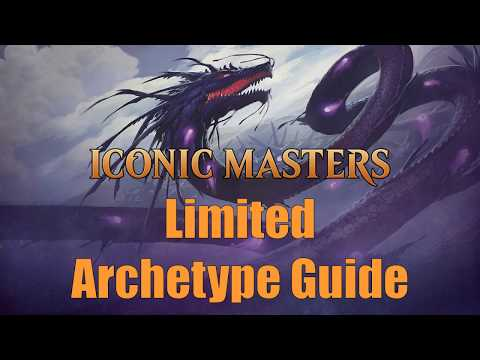 Drafting Iconic Masters:  Archetype Guide
