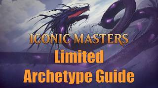 drafting iconic masters archetype guide