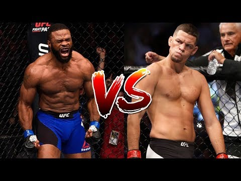 Holy SH*T! Tyron Woodley vs Nate Diaz at UFC 219!?