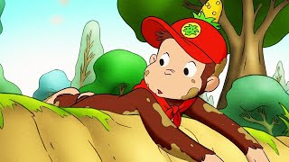 Curious George ????Monkey Senses ????Kids Cartoon ???? WildBrain Cartoon