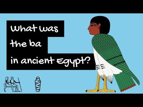 Ancient Egyptian Ba [5 Essentials]