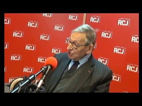 Objectif Santé: invité Professeur François Gros sur RCJ