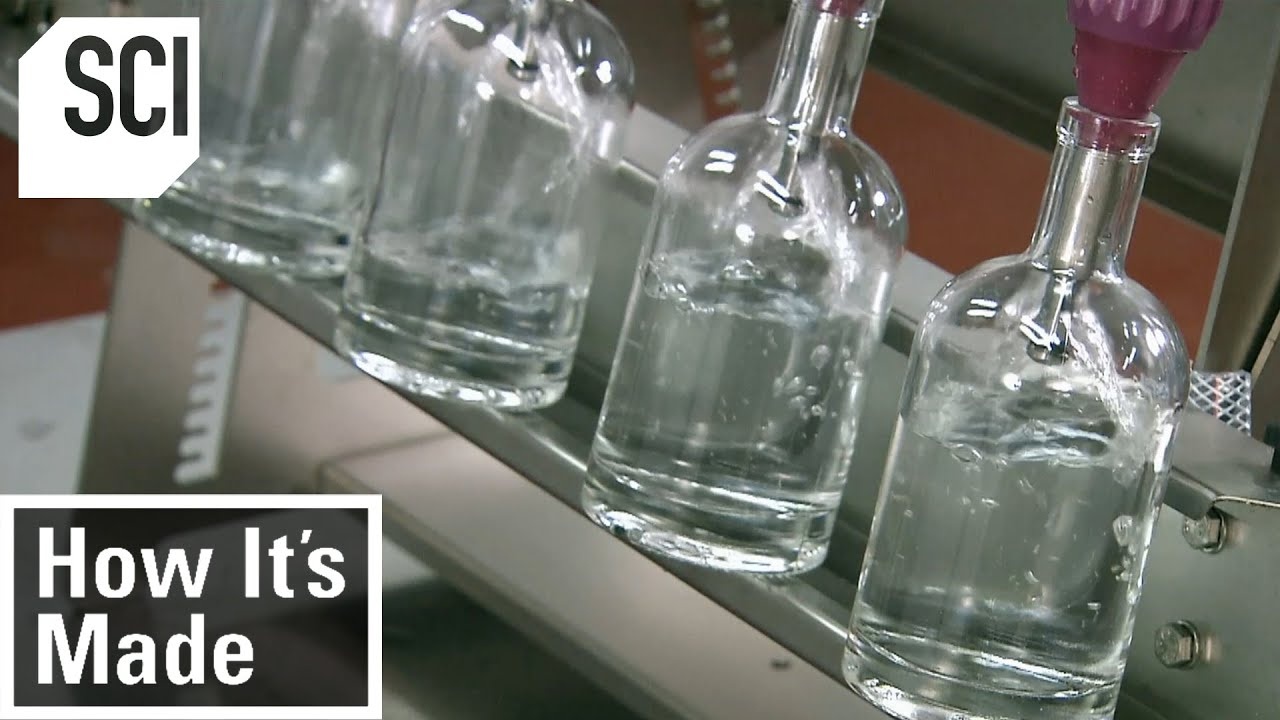 How It's Made: Gin