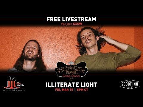 Illiterate Light :: 3/15/19 :: Brooklyn Bowl Family Reunion :: SXSW 2019