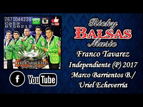 Estreno 2017!!! Franco Tavarez - Flor Imperial Norteño De Ciudad Altamirano