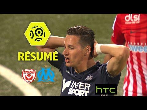 AS Nancy Lorraine - Olympique de Marseille (0-0)  - Résumé - (ASNL - OM) / 2016-17